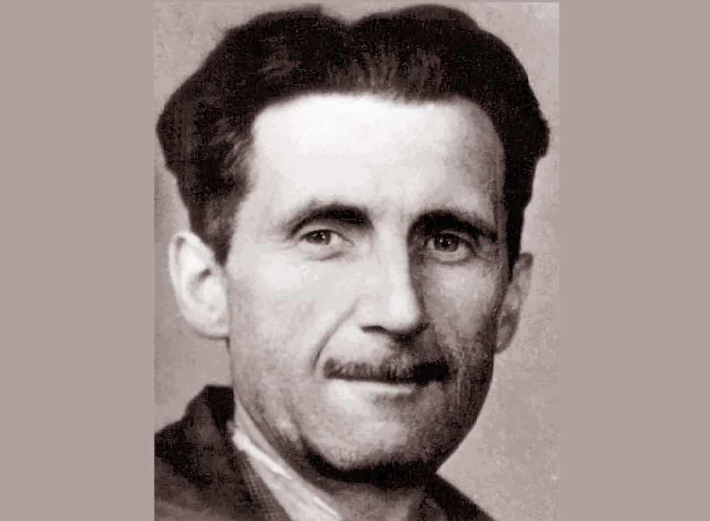 an introduction to the biography of george orwell George orwell: occupation: novelist, essayist, journalist, critic  orwell instead used his independent labour party contacts to get a letter of introduction to .
